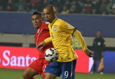 Diego Tardelli, 30 anni, attaccante brasiliano (INFOPHOTO)