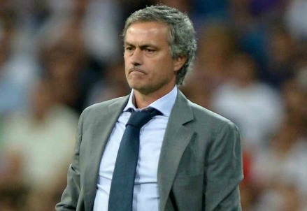 José Mourinho, allenatore del Real Madrid (Infophoto)