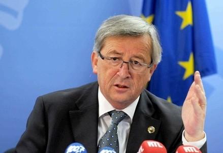 Jean Claude Juncker, presidente dell'Eurogruppo (InfoPhoto)