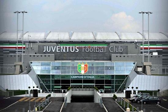 Lo Juventus Stadium, sede della partita (Infophoto)