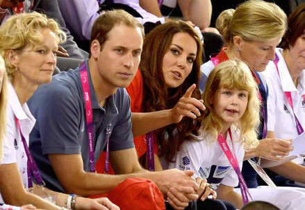 Will e Kate (Infophoto)
