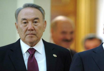 Nursultan Nazarbayev (InfoPhoto)