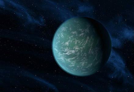 La missione del satellite Kepler (Infophoto)