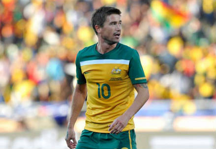 Harry Kewell, 35 anni, trequartista australiano (INFOPHOTO)