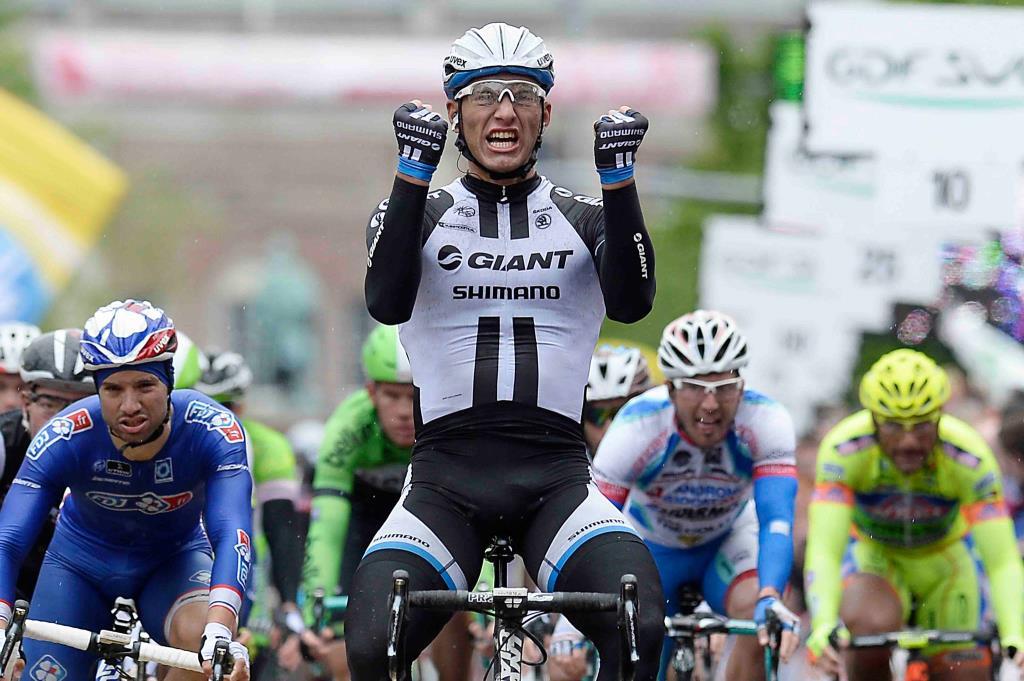 Marcel Kittel al Giro