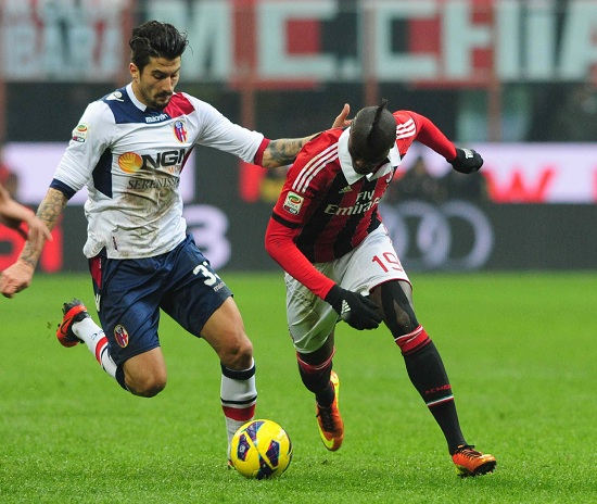 M'Baye Niang, ex giocatore del Caen (Infophoto)