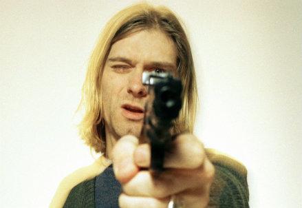 Kurt Cobain (Immagine d'archivio)