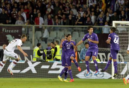 Jasmin Kurtic, 25 anni, in gol proprio contro la Fiorentina nell'ultima giornata dello scorso campionato (Infophoto)