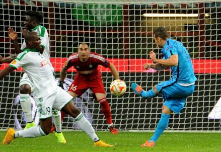 Zdravko Kuzmanovic, centrocampista Inter (Infophoto)