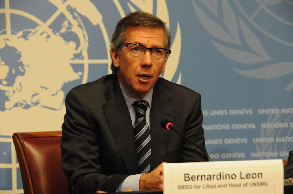 Bernardino Leon (Infophoto)