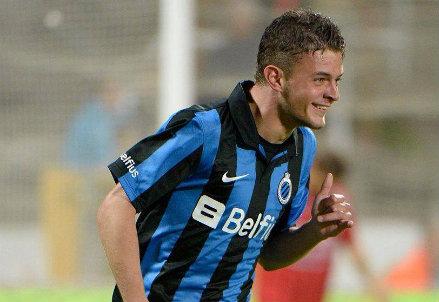 Maxime Lestienne, nuovo acquisto del Genoa: arriva dal Bruges