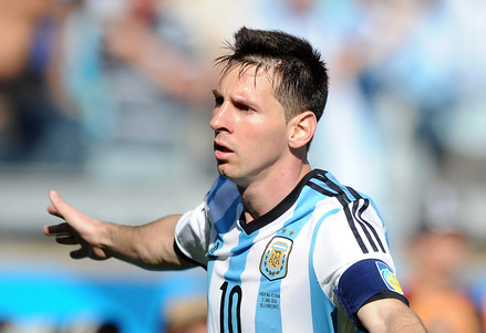 Leo Messi (Infophoto)