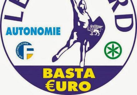 Il logo della Lega Nord