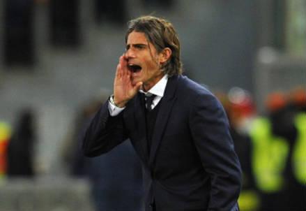 Diego Lopez, 40 anni, allenatore del Bologna (INFOPHOTO)