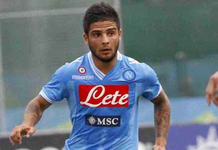 Insigne (infophoto)