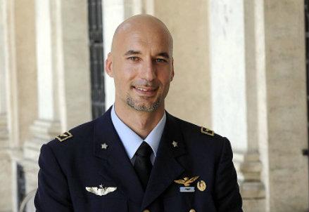 Luca Parmitano- infophoto