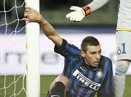 Lucio, acquistato dalla Juventus dopo tre stagioni all'Inter (Infophoto)