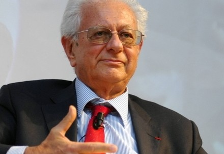 Luigi Berlinguer (Infophoto)