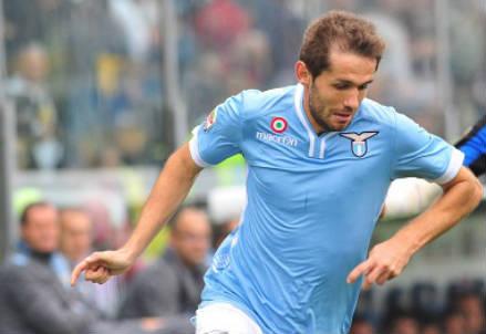 Lulic, centrocampista Lazio (Infophoto)