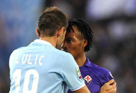 Fiorentina-Lazio: domenica 19 ottobre alle ore 12:30 (INFOPHOTO)