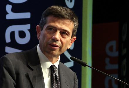 Maurizio Lupi, ministro dei Trasporti (Infophoto)