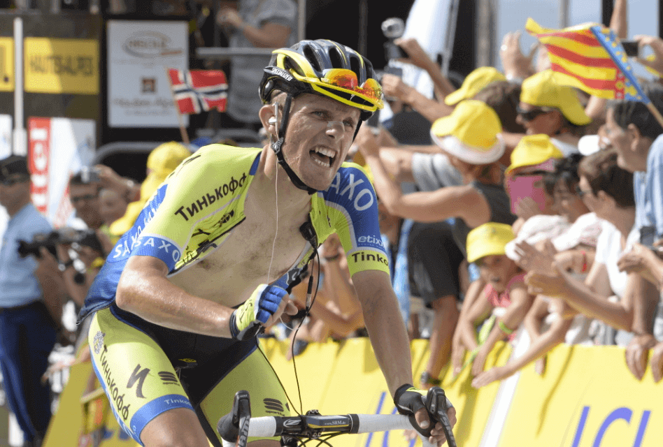 Rafal Majka al Tour de France 2014