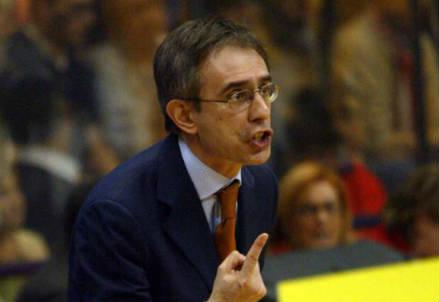 coach Crespi (infofoto)