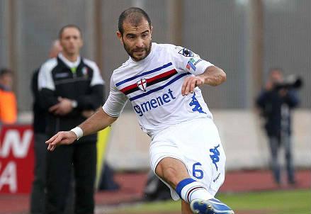 Enzo Maresca, centrocampista Sampdoria (Foto Infophoto)