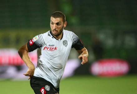 Guido Marilungo, 25 anni, attaccante del Cesena (dall'account Twitter ufficiale @cesenacalcio)
