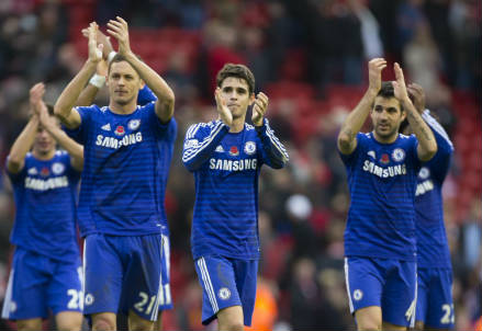 (dall'account Twitter ufficiale @chelseafc)