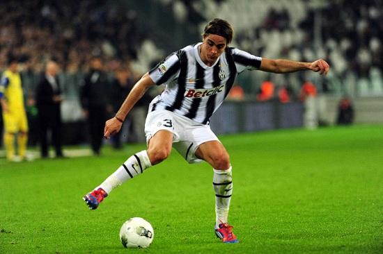 Alessandro Matri, grande ex di Cagliari-Juventus (Infophoto)