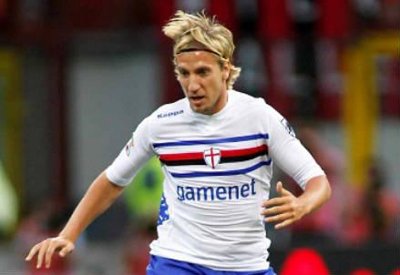 Maxi Lopez, nuovo acquisto del Torino (Infophoto)