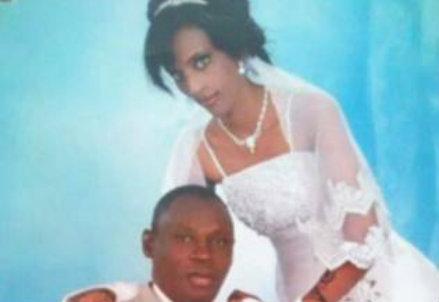 La donna sudanese il giorno del matrimonio