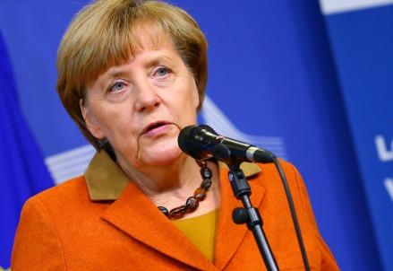 Angela Merkel (Infophoto)