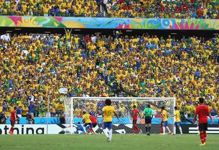 (dal profilo Twitter ufficiale @FIFAWorldCup)