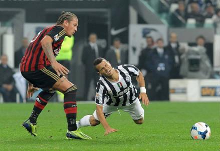 Mexes, difensore Milan (Infophoto)