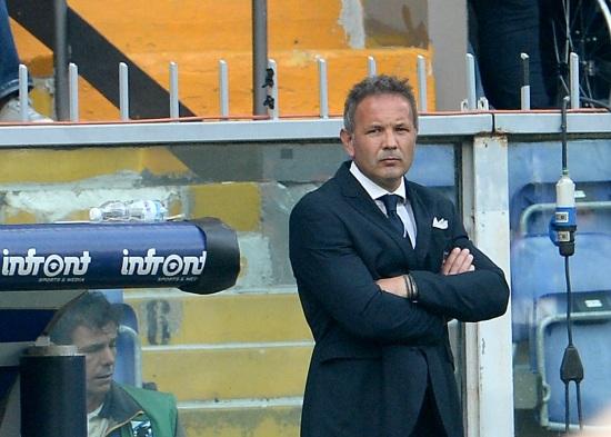 Sinisa Mihajlovic, 46 anni, allenatore della Sampdoria (INFOPHOTO)