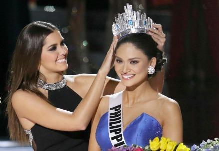 Pia Alonzo Wurtzbach incoronata Miss Universo 2015
