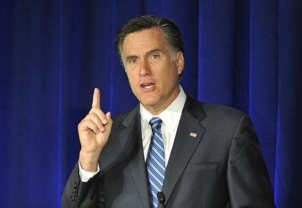 Mitt Romney (nfophoto)