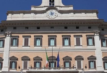 La Camera dei Deputati (Infophoto)