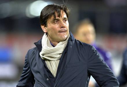 Vincenzo Montella, 41 anni, allenatore della Sampdoria (INFOPHOTO)