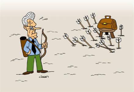 Vignetta di Claudio Cadei