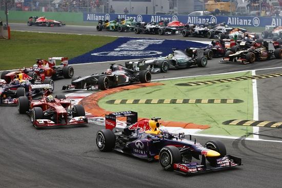 griglia partenza formula 1 monza results - photo#6