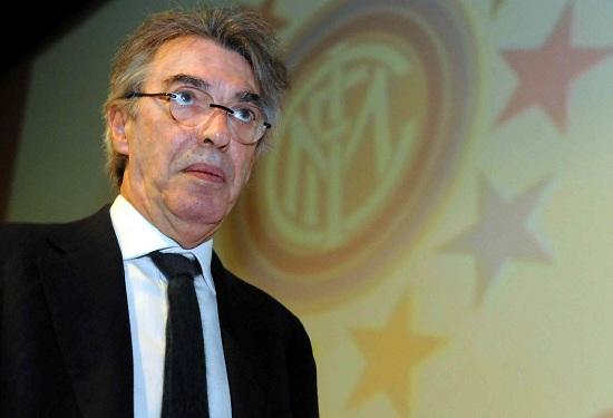 Massimo Moratti, ex presidente Inter (Infophoto)