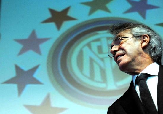 Massimo Moratti (Infophoto)