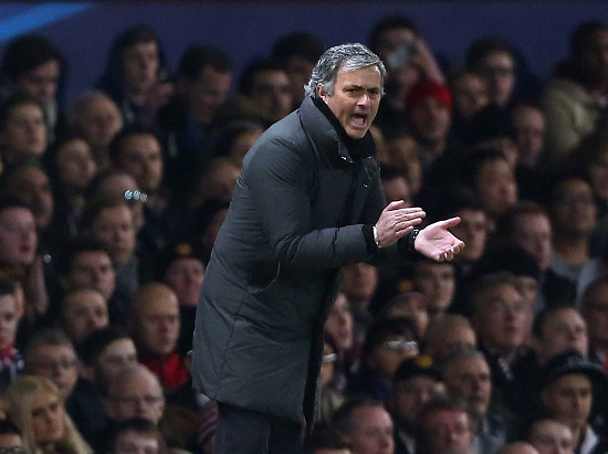 Mourinho, allenatore Chelsea (Infophoto)