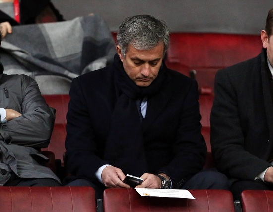 José Mourinho è tornato al Chelsea la scorsa estate (Infophoto)