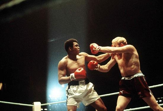 Muhammad Ali, infophoto
