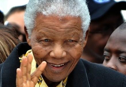 Nelson Mandela (Infophoto)