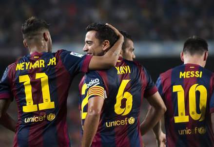 (dall'account Twitter ufficiale @FCBarcelona)